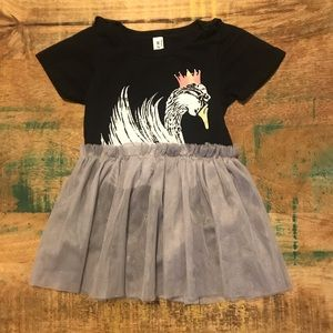 Other - Rock a Baby | Swan Dress, Size 12/18M